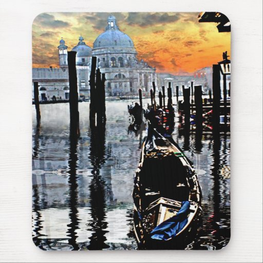 Venecia Italia Alfombrilla De Ratón