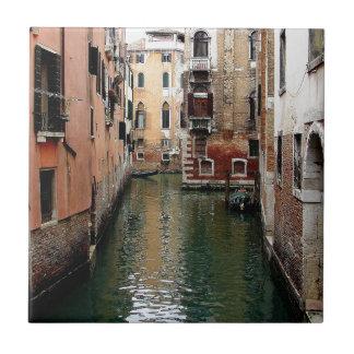 Venecia, Italia Azulejo Cuadrado Pequeño
