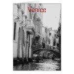 Venecia, Italia Felicitación