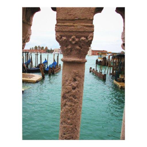 Venecia, Italia Tarjetones