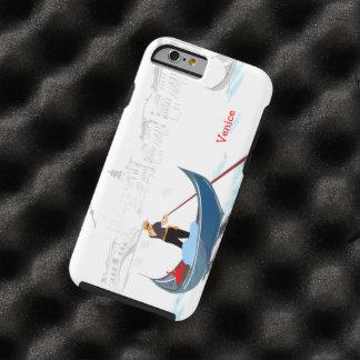 Venecia Italia Funda Para iPhone 6 Tough