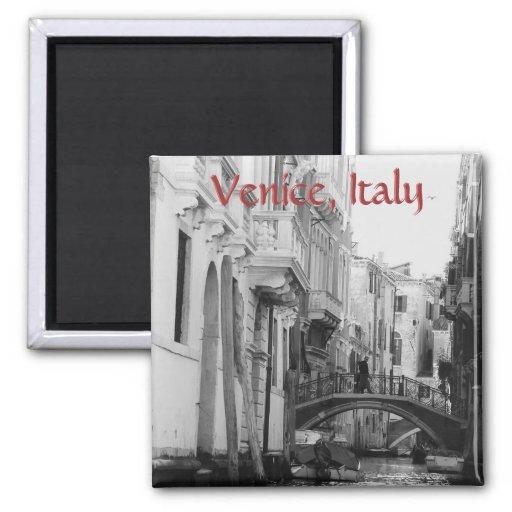 Venecia, Italia Imán De Nevera