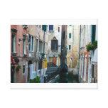 Venecia Italia Impresión De Lienzo