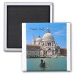 Venecia, Italia (por St.K.) Imán De Frigorifico