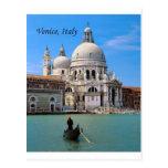 Venecia, Italia (por St.K.) Postal