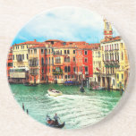 Venecia - Italia Posavasos De Arenisca