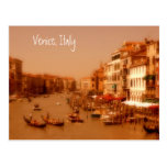 Venecia, Italia Postales