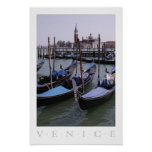 Venecia, Italia Póster