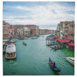 Venecia Italia Servilletas