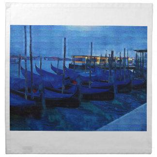 Venecia Italia Servilleta