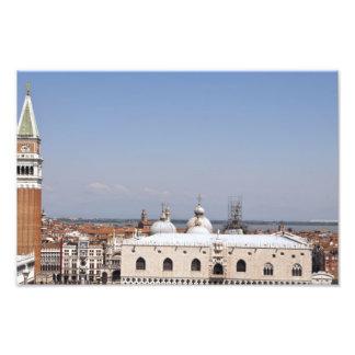 Venecia Italia, St. marca el cuadrado Fotos