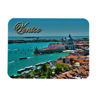 Venecia, Italia - visión aérea Iman