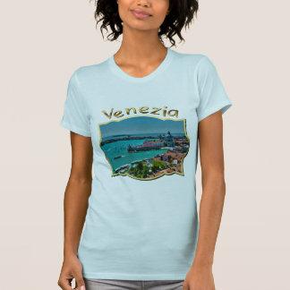 Venecia, Italia - visión aérea Playera