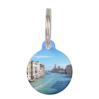 Venecia Placa Para Mascotas