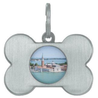 Venecia Placas De Mascota