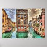 Venecia que sorprende impresiones