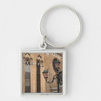 Venecia Véneto Italia - un poste de la lámpara s Llavero Personalizado
