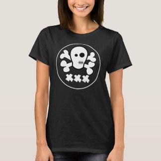 Veneno - camisa fresca de las señoras del tema del