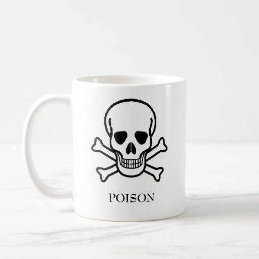 Veneno Tazas De Café