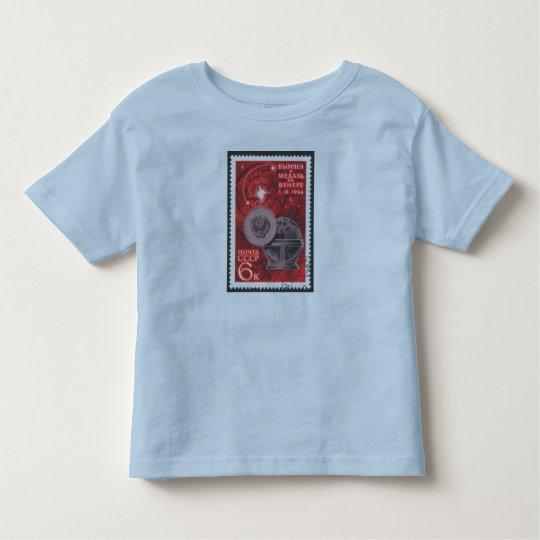 Venera 3 Planetary Probe to Venus 1966 Toddler T-shirt