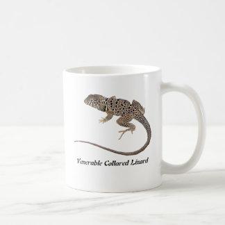 Venerable Collared Lizard Coffee Mug