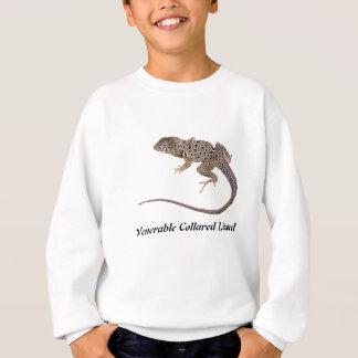 Venerable Collared Lizard Sweatshirt