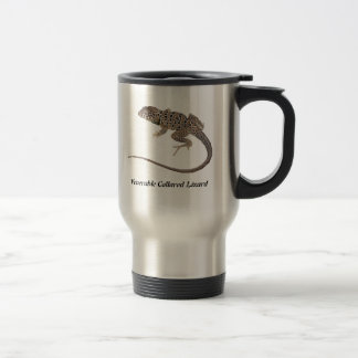 Venerable Collared Lizard Travel Mug
