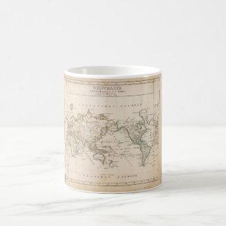 Venerable World Map 9 Coffee Mug