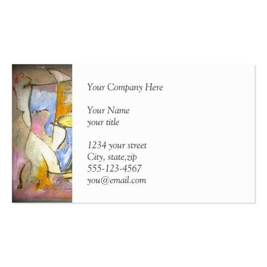 Venere Business Card