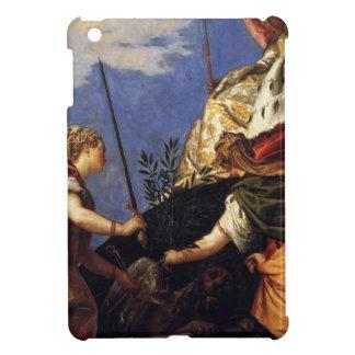 Venetia entre Justitia y el Pax de Paolo Veronese