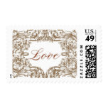 Venetian A by Ceci New York Postage