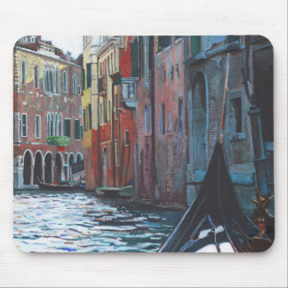 Venetian backwater 2012 mouse pad