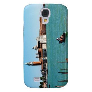 Venetian Blue Samsung Galaxy S4 Cover