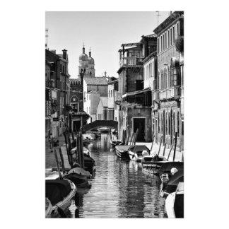 Venetian Canal - Photo print
