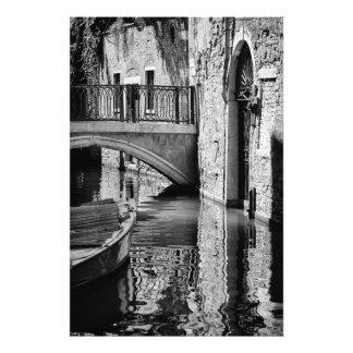 Venetian Canals - Photo print