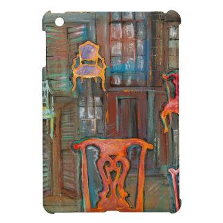 Venetian Chambers of Chairs iPad Mini Cover