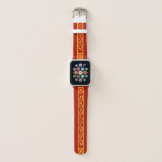 Venetian Decorative Motifs Apple Watch Band