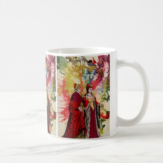 Venetian Doge and Dogeressa by Michael Moffa Coffee Mug