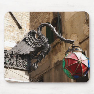 Venetian Dragon Mouse Pad
