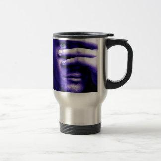 Venetian Eyes Travel Mug