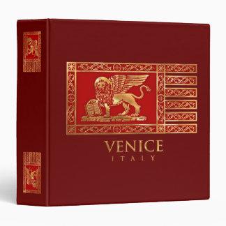 Venetian Flag Binder