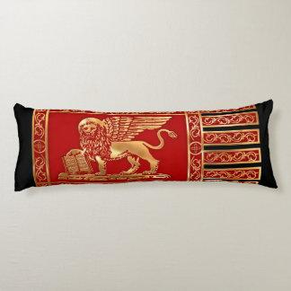 Venetian Flag Body Pillow