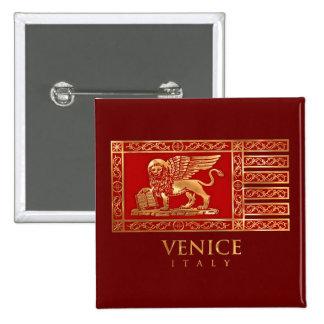 Venetian Flag Buttons