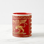 Venetian Flag Coffee Mugs