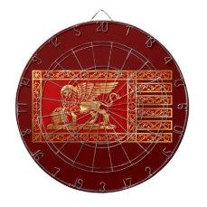 Venetian Flag Dartboard