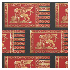 Venetian Flag Fabric