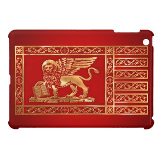 Venetian Flag iPad Mini Cover