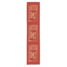 Venetian Flag Short Table Runner