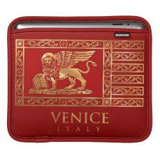 Venetian Flag Sleeve For iPads