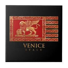 Venetian Flag Tile